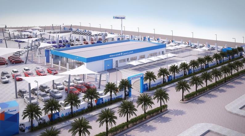 Al-Futtaim Automall to open UAE's biggest used car site
