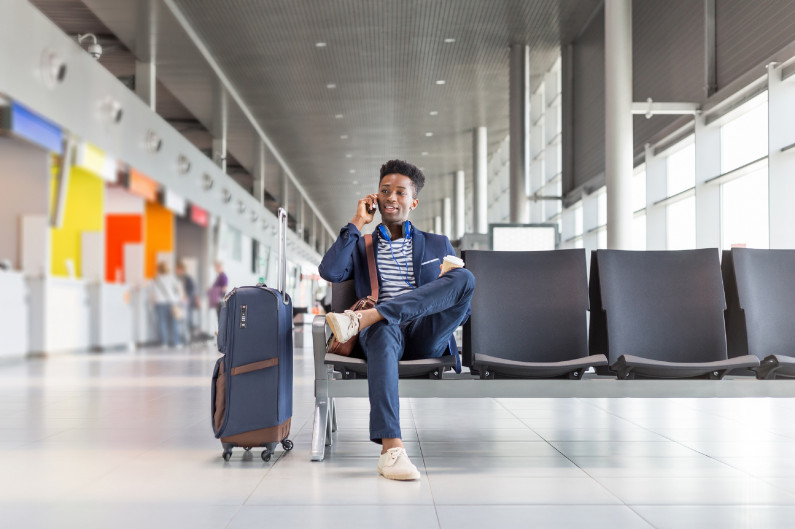 Technology boosts passenger satisfaction at bag collection and borders