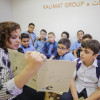 Author Rania Zbib Daher Brings a Song of Hope and Happiness  to Children at SIBF17