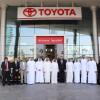 Camry-exclusive Dubai Taxi Corporation Electric Hybrid fleet to grow by 145% by end of 2017