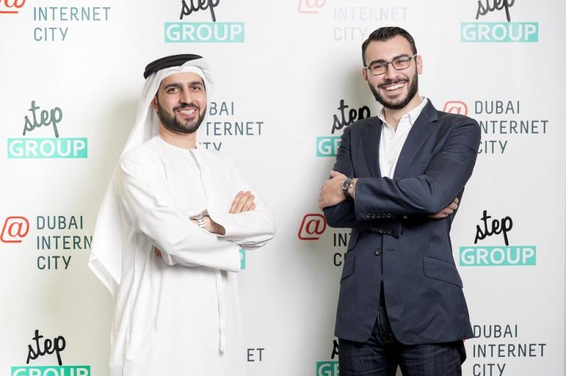 STEP Group Signs Strategic Partnership with Dubai Internet City