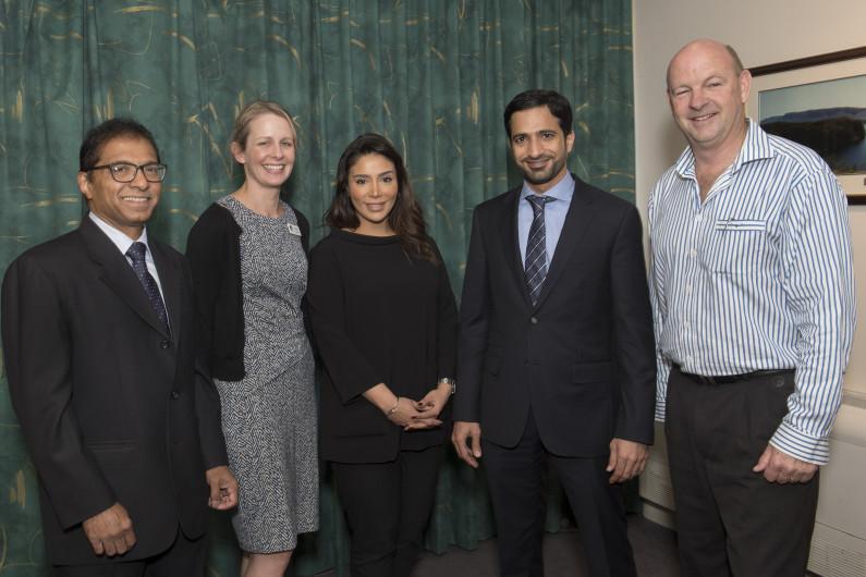 Dubai Food Park Explores Strategic Partnerships with Entities in Western Australia