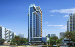 ARACO Oversees Start of Construction of New Hotel in Business Bay