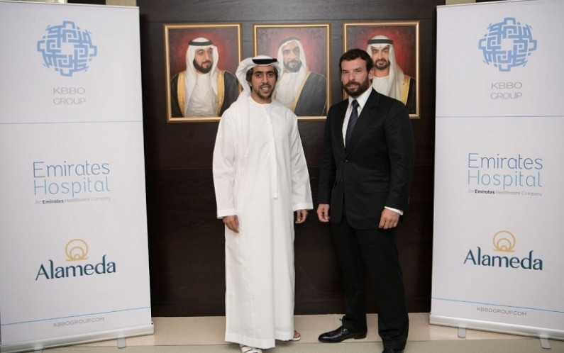 Emirates Healthcare Group partners with Egypt's AlamedaHealthcare