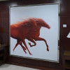 Dubai Culture Showcases the Work of Leading UAE Artists at the Dubai Airport Majlis Lounge