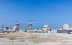 Significant Construction Milestones in Development of Barakah Nuclear Energy Plant