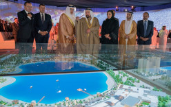 Sharjah Ruler Launches AED 2.7 Billion Real Estate Projects
