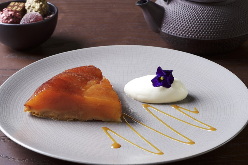 The Galvin Brothers launches the world famous Apple Tarte Tatin Challenge in Dubai
