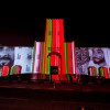 Sharjah Light Festivalhosts outstanding performances by various artists combining movement, light & music
