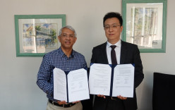 Locus Chain Foundation (LCF) signed a strategic agreement with 'SIL' of Mauritius to jointly complete an ICT solution based on blockchain platform