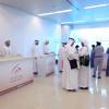 مطار الشارقة يستقبل أول وفود الحجاج العائدين من الأراضي المقدسة