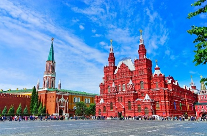 Moscow builds on record tourism year