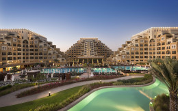 Celebrate Summer with Rixos Bab Al Bahr Ultra All Inclusive  GCC Residents Offer