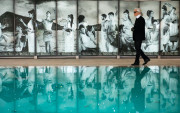 "Rodrigo de la Calle's Michelin star restaurant ""El Invernadero"" moves into its summer quarters at Odyssey"