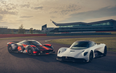 The Nordic Hall Of The Heros Is Open For Business – Aston Martin Valkyrie And Valhalla Take Flight