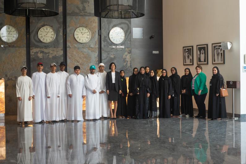 TRYP by Wyndham Dubai and Wyndham Dubai Marina Trains 18 Emirati Students During Summer
