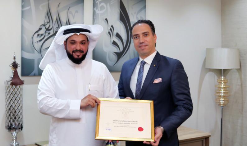 "M Hotel Makkah by Millennium Scoops the ""Best Value Luxury Hotel Award"""