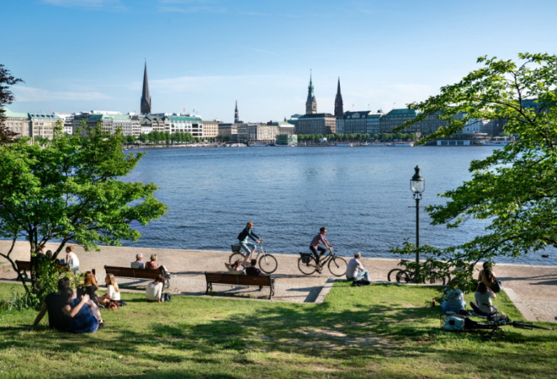 Hamburg Awaits Gulf Travellers This Summer with Exclusive Outdoor Experiences