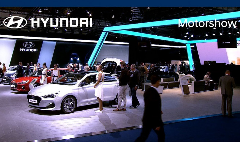 STYLE SET FREE:  Hyundai Motor's Vision for Future Mobility