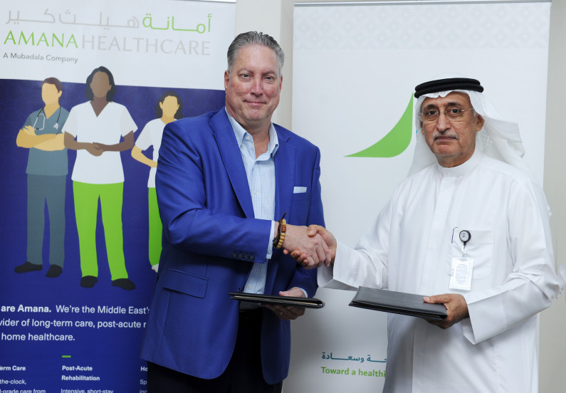DHA and Mubadala Healthcare Partner on Long-Term Care
