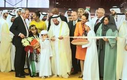 Sheikh Sultan Opens Sharjah International Book Fair