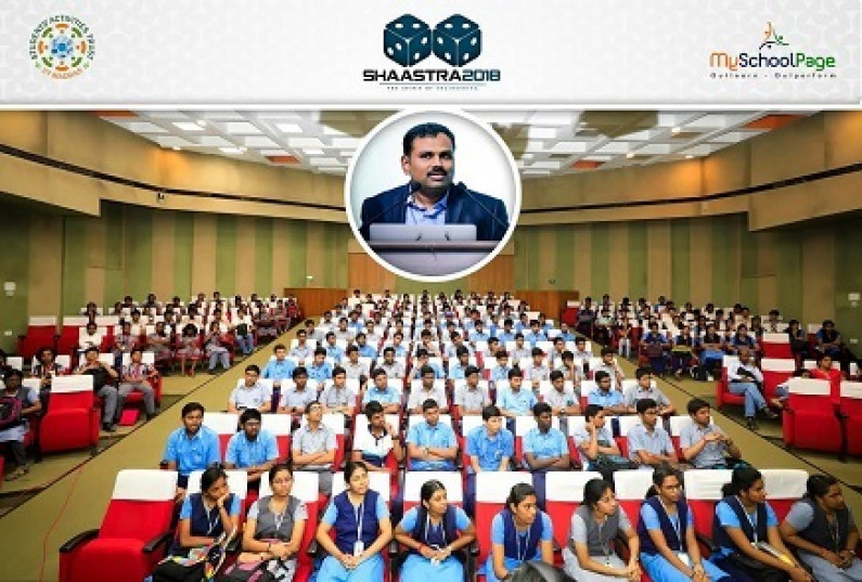 MySchoolPage Collaborates with Shaastra – IIT Madras Tech-Fest, for Spark Junior Quiz 2018