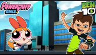 Meet Powerpuff Girls  and Ben 10 at Cartoon Network's fun zone in Sharjah