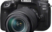 Canon Strengthens the EOS Line-Up with a New Mirrorless and DSLR
