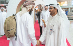Sharjah Airport Receives First Delegation of Pilgrims Returning from The Holy Land