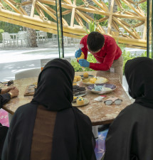 Eid Al Adha Festivities at Sharjah's Al Noor Island that will Make You More Creative