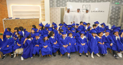 DEWA Celebrates the Graduation of 55 Nursery Children in 2019