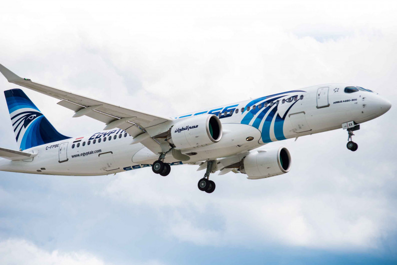 Egypt Air Becomes First Airlines in MENA to Receive