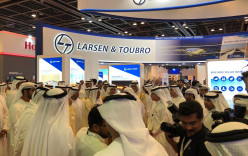 L&T showcases its EPC edge at WETEX 2019 in DUBAI