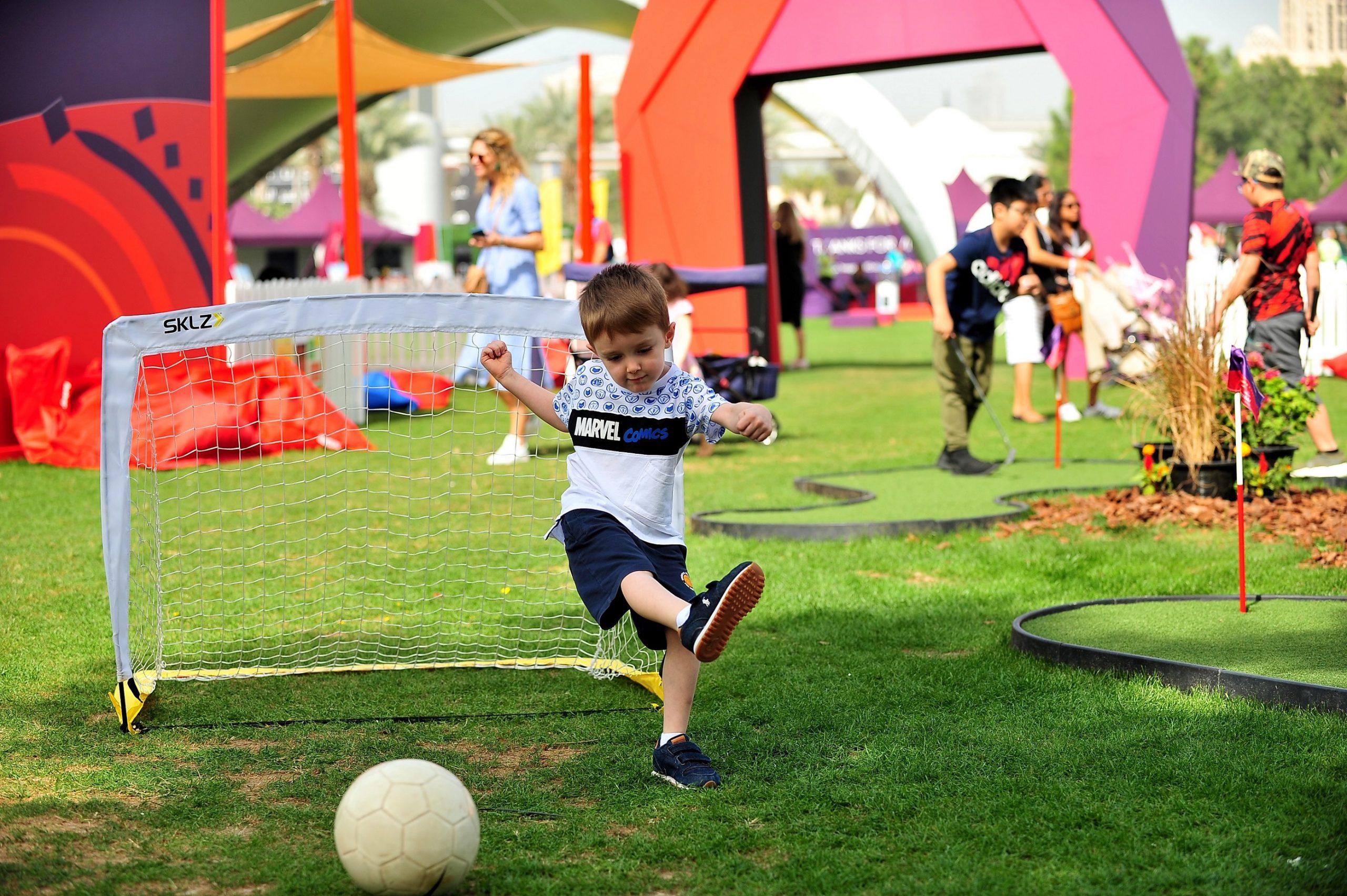 OMEGA DUBAI FEST