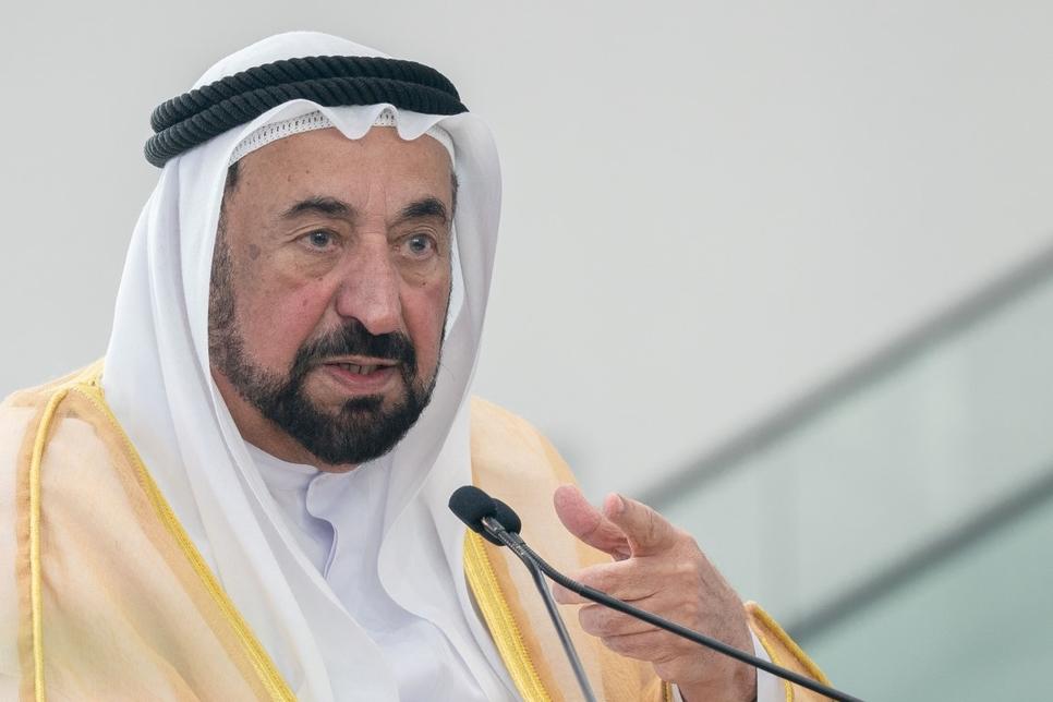 Sheikh Sultan Sharjah Ruler