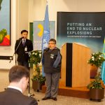 The 29th anniversary of Kazakhstan's Renunciation of Nuclear Weapons